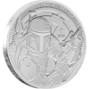 New Zealand Mint Boba Fett Silver Bullion Coin