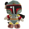 Petco Limited Edition Boba Fett Plush Dog Toy, Loose (2016)