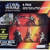 The Power of the Force Die Cast Metal Collectibles 6 Pack