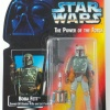 POTF2 Boba Fett on Orange Card (1995)