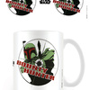 Pyramid International Boba Fett Coffee Mug