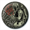 Pyramid International Distressed Boba Fett Pin