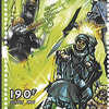 Republique Togolaise Star Wars Return of the Jedi Stamp Set