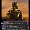 TCG Rogues and Scoundrels #40 Boba Fett (2004)