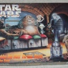 ROTJ Jabba the Hutt Throne Room Model Kit, Re-release