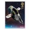 Royal Mail Slave I Stamp
