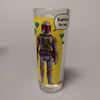 Set of 4 Shot glasses with Boba Fett