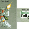Disney Animated Fett T-shirt