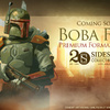 Sideshow Collectibles Premium Format Boba Fett 1/4...