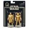 Skywalker Saga Gold Jango Fett with Mace Windu (Walmart Exclusive)