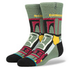 Stance Boba Fett Socks for Kids