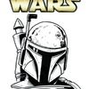 Star Wars #1 (Boba Fett, Dynamic Forces Exclusive) (2015)