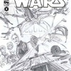 Star Wars #2 (Variant Sketch Cover)