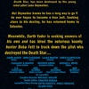 Star Wars #5, Opening Crawl Page Mentioning Boba Fett (2015)
