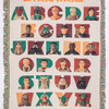Star Wars ABCs Blanket