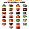 Star Wars ABCs Poster (Star Wars Celebration Chicago Exclusive)
