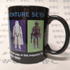 Star Wars Action Figure Mug Gift Set