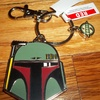 Star Wars Boba Fett Keychain (Disney Theme Park Exclusive)
