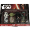 Star Wars Body Wash 4-Pack (Horizontal Packaging)