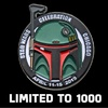 Star Wars Celebration Chicago Boba Fett Pin (Heroes in Action Exclusive)