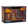 Star Wars Chubby Series 1 Boba Fett, Boxed