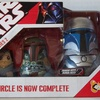 Star Wars Chubby Series 2 Jango Fett with Boba Fett...