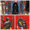 Star Wars Darth Vader Candy Dispenser and Lightsaber Candy Pop