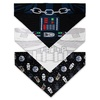 Star Wars Dog Bandana Set - Dark Side