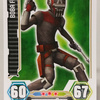 Star Wars Force Attax Series 3 #139 Boba Fett