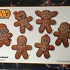 Star Wars Gingerbread Cookie Cutters, Back (2014)