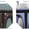 Star Wars Origami: 36 Amazing Paper-folding Projects from a Galaxy Far, Far Away..., Boba Fett and Jango Fett