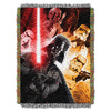 Star Wars Woven Tapestry Throw