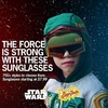 "Sun-Staches ""Lil' Characters"" Boba Fett Galactic..."