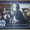 Star Wars TCG Season Three Champion Placemat (2013)