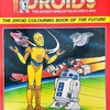 "The ""Droids"" Colouring Book of The Future"