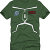 The Empire Strikes Back Boba Fett Poster T-shirt (Star Wars Celebration Chicago Exclusive)