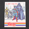 """The Empire Strikes Back"" Greeting Card"