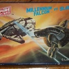 The Empire Strikes Back Millennium Falcon vs. Slave I Model Kit