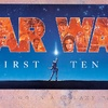 The First Ten Years Star Wars Poster