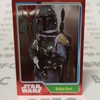 The journey to The Force Awakens Boba Fett Foil Card #172