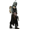 The Mandalorian Boba Fett in Armor Standee
