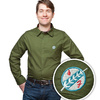 ThinkGeek Boba Fett Dress Shirt