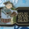 "Disney Big Pete as Boba Fett, ""He's No Good To Me Dead"" Pin (2011)"