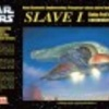 Fine Molds Slave I, Boba Fett's Customized Version, 1/72 Scale, Boxed