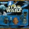 MicroMachines Action Fleet Collection #1 Mini Head 3-Pack with Boba Fett (1996)