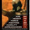 Top Trumps Star Wars #NNO14 - Jango Fett (2003)