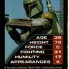 Top Trumps Star Wars #NNO2 - Boba Fett (2003)