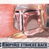 The Empire Strikes Back 3D Sketch Card, Ben Curtis Jones (2010)