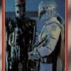Topps The Empire Strikes Back Series 1 #75 IG-88 and...