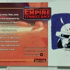 Topps The Empire Strikes Back Widevision #95, Back...